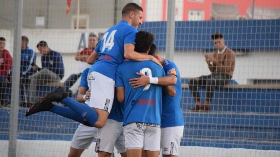 El Mar Menor golea a El Palmar| 5-0