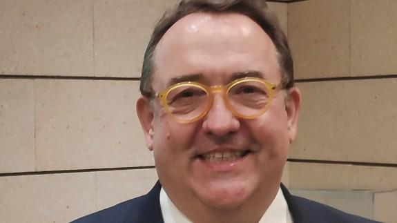 José Luis Yzuel, presidente de la Confederación Empresarial de Hosteleros de España. ORM