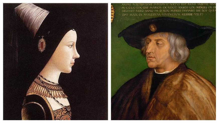 """PLAZA PÚBLICA. Historia de un amor. Maximiliano I de Habsburgo y la hija única de Carlos """"el Temerario"""""""