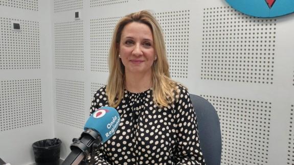 Carolina Espinosa, directora general de Consumo, Comercio y Artesanía. Foto de archivo