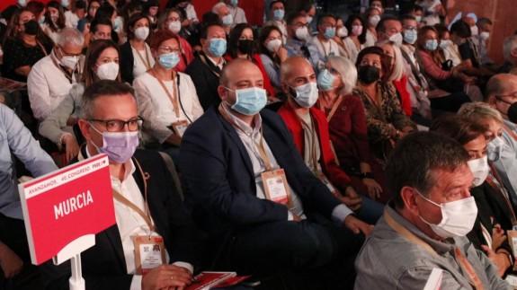 32 personas forman la delegación del PSRM al Congreso Federal socialista. Foto: PSRM