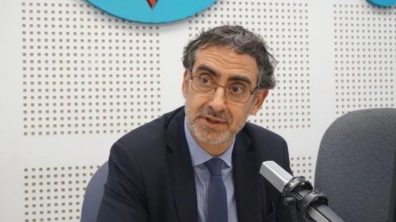 Responsable del gremio de joyeros en Murcia, José Joaquín del Campo