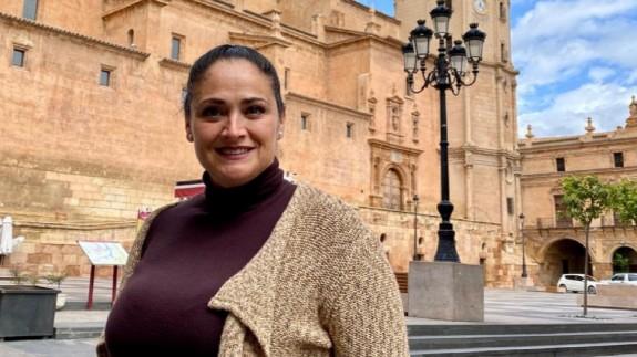 Antonia Pérez, concejal de igualdad, diversidad y educación de Lorca