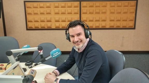 Carlos Piñana en Onda Regional