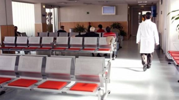 Sala de espera de un Centro de Salud (archivo). EUROPA PRESS