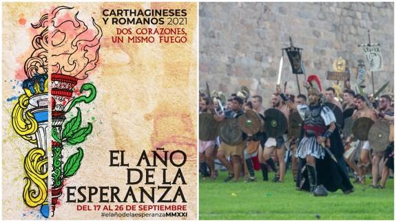 PLAZA PÚBLICA. Vuelven las fiestas históricas de Carthagineses y Romanos bajo el lema 'El año de la esperanza'