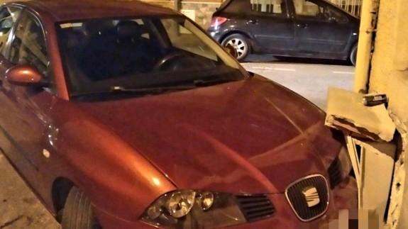 La Policía intercepta en Murcia un coche sustraído y sus ocupantes se dan a la fuga tras una persecución