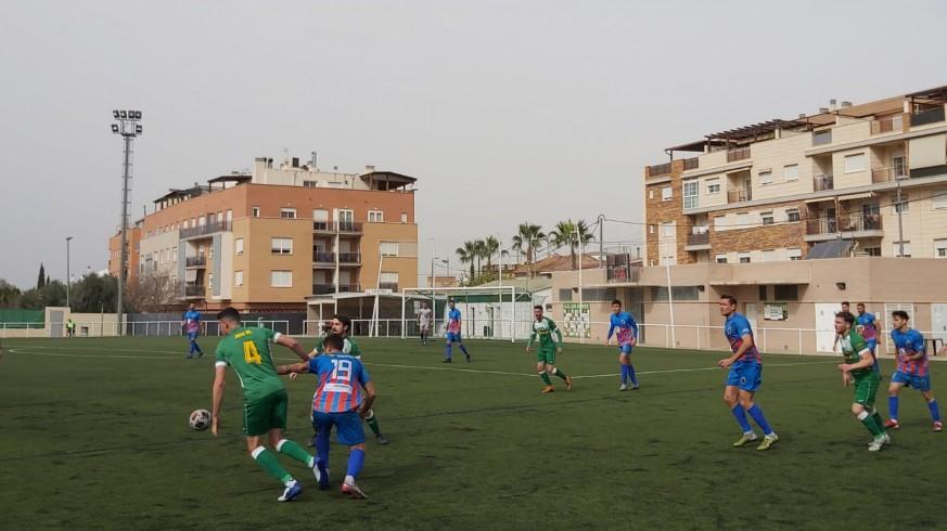 Los Garres alarga su buena racha frente a la Minerva  2-1