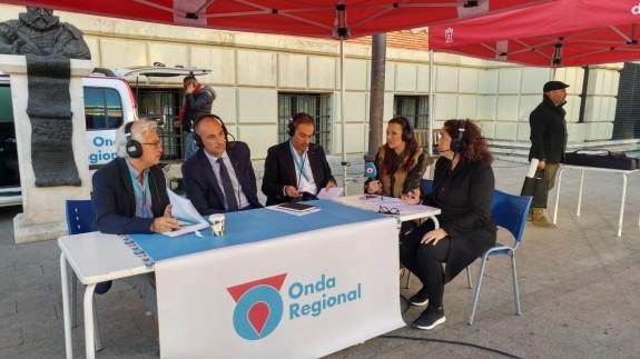 MURyCÍA. ESPECIAL Murcia Inicia. Entrevistas de Actualidad