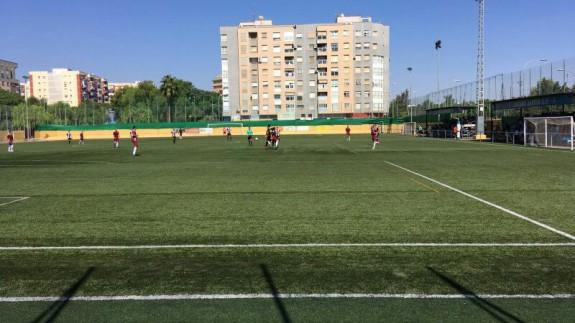 Los Garres empata in extremis en casa del FC Cartagena B