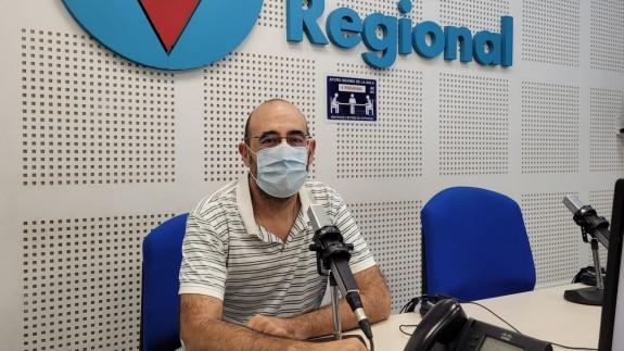 José Antonio Moreno, presidente de 'Murcia Huerta Viva', en Onda Regional