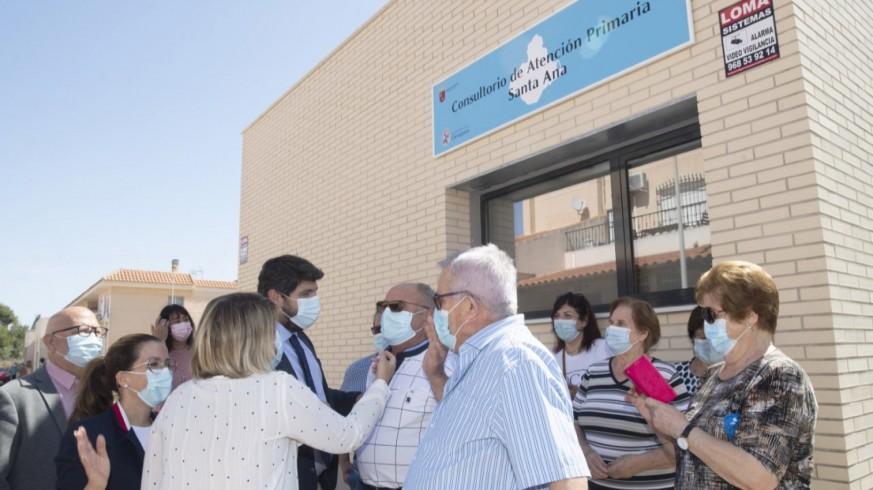 Santa Ana estrenará consultorio médico el 14 de junio