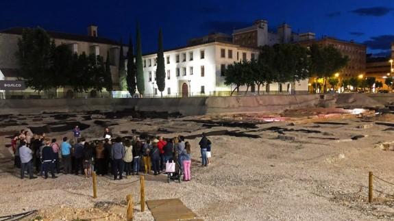 Visitas guiadas al yacimiento de San Esteban