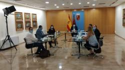 El Gobierno regional se plantea el confinamiento de municipios por los rebrotes