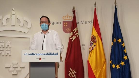 La incidencia de la pandemia sube un 9% en la última semana en la Región