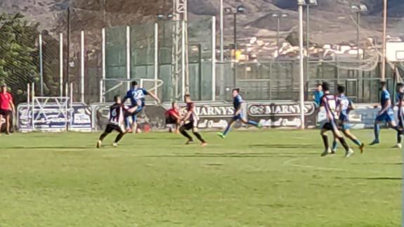 El Bala Azul vence por la mínima al Efesé (0-1)