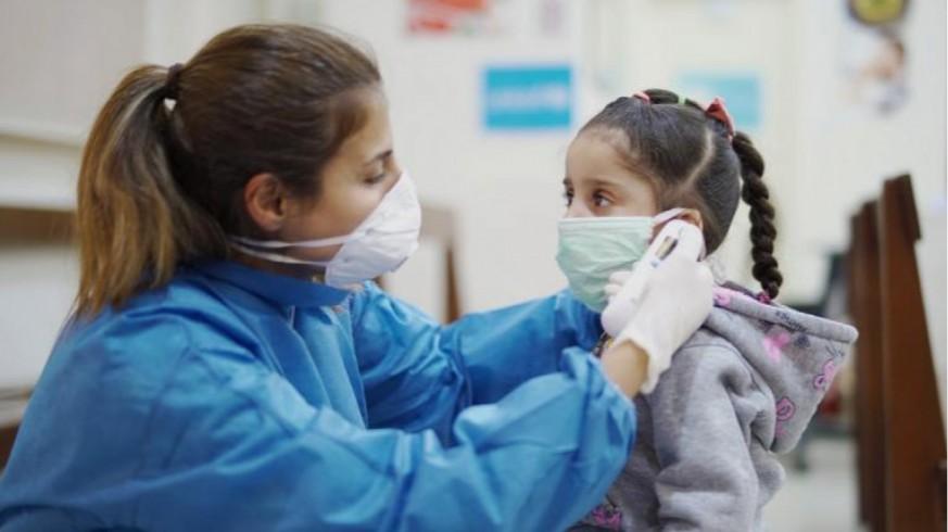 """Unicef alerta: la pandemia ha puesto """"en jaque"""" el futuro de muchos niños"""