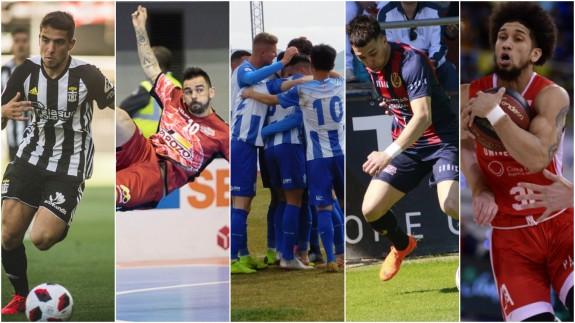 """""""Región de Murcia En Juego"""" se vuelca con todos los equipos murcianos"""