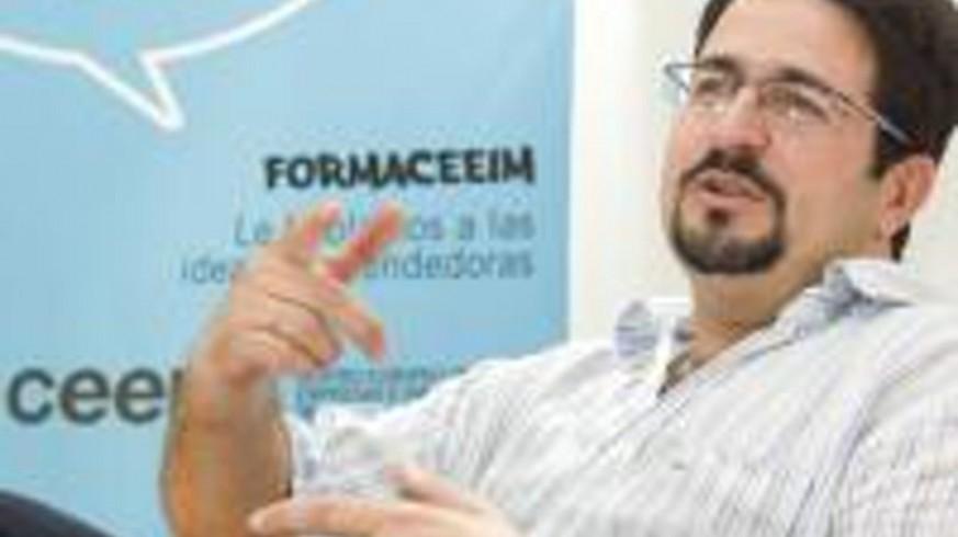 David Sánchez, catedrático de la UPCT