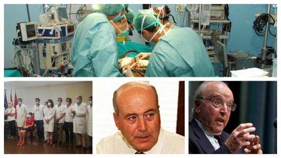 EN MI MALETA DE VIAJE. La historia y el funcionamiento del sistema de trasplantes