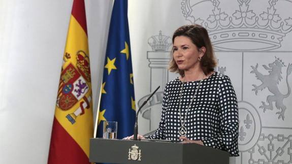 Mª Jesús Rallo, secretaria general del Ministerio de Transporte
