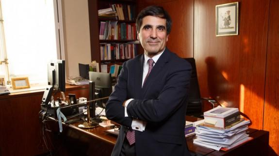 Antonio del Moral: 'El sistema judicial español está insertado plenamente en la Unión Europea'