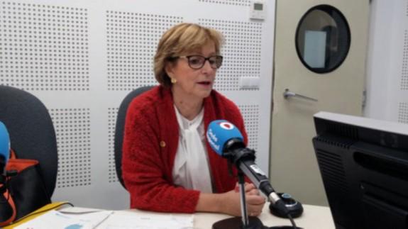 Amparo Marzal en Onda Regional de Murcia
