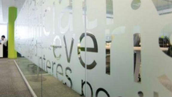Una imagen del interior de Everis