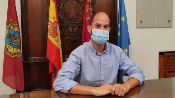 José Ángel Ponce, concejal de Sanidad Ayuntamiento de Lorca