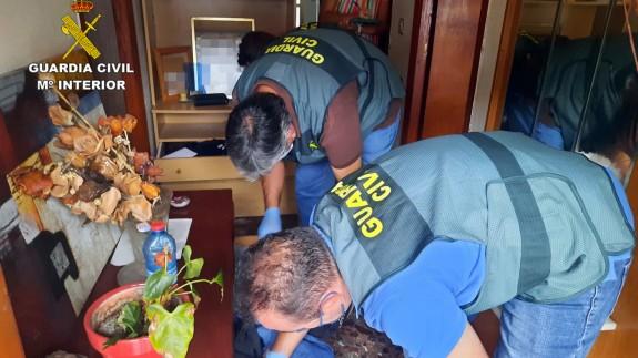 Detenidas dos mujeres por la muerte de un anciano, al que robaron y abandonaron en San Javier