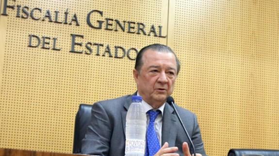 Bartolomé Vargas. Fiscal de Seguridad Vial. Fiscalía General del Estado
