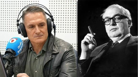 Ignacio del Olmo y Friedrich Dürrenmatt