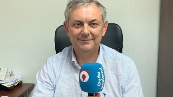 Jose Emilio Palazón. CLAUDIO CABALLERO