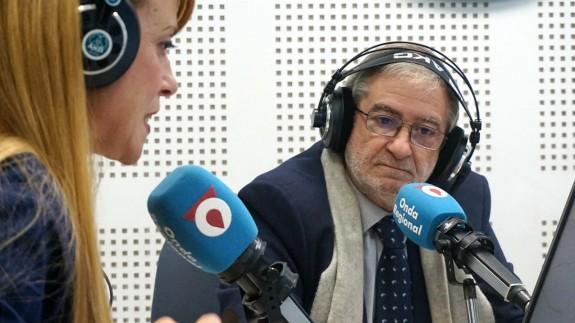 Alberto Castillo y Lucía Hernández