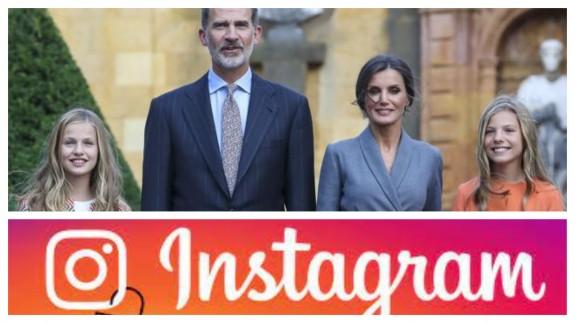 PLAZA PÚBLICA. Soy instagramer. A la realeza española no le gusta el postureo