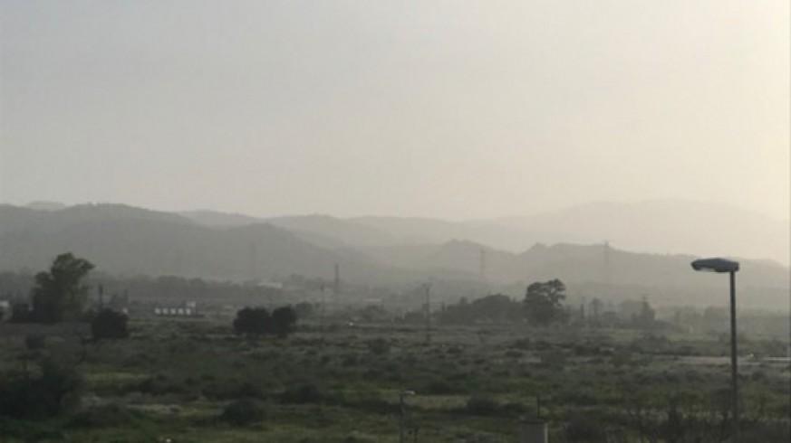El Valle de Escombreras lleva cinco días en nivel tres de alerta por contaminación
