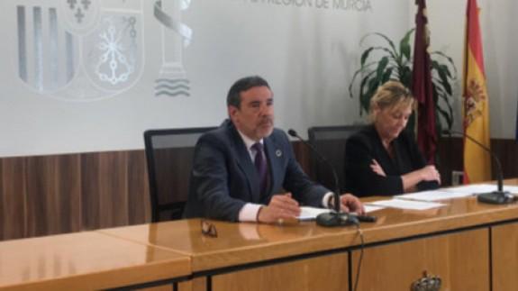 Francisco Jiménez, delegado del gobierno