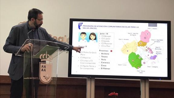 Asensio López explica las nuevas incorporaciones