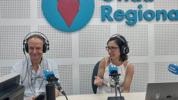 Jose Moraleda y Violeta Pina nos cuentan los cursos que dirigen