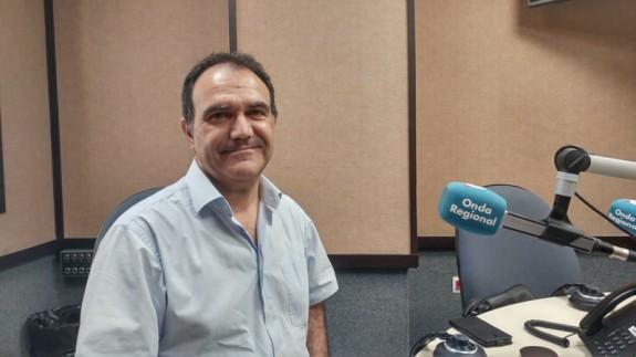 Fernando Cerdá en Onda Regional
