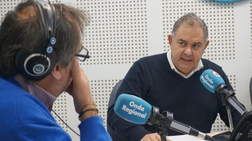 Adolfo Fernández entrevista a Lucas Jiménez, presidente de los regantes del trasvase