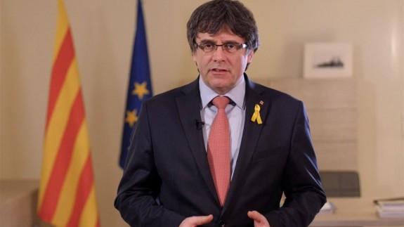 Puigdemont, en una imagen de archivo.