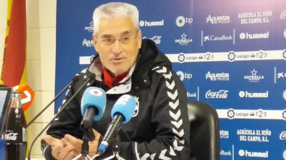 """Fabri González: """"Competiremos al máximo de nuestras posibilidades"""""""