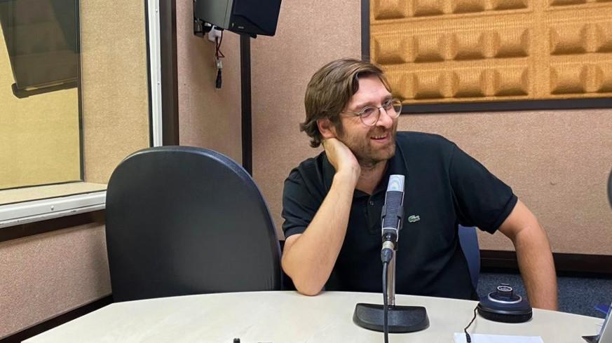 Félix Crespo, psiquiatra del programa de Salud Mental Infanto-juvenil del Centro de Salud del Mar Menor.
