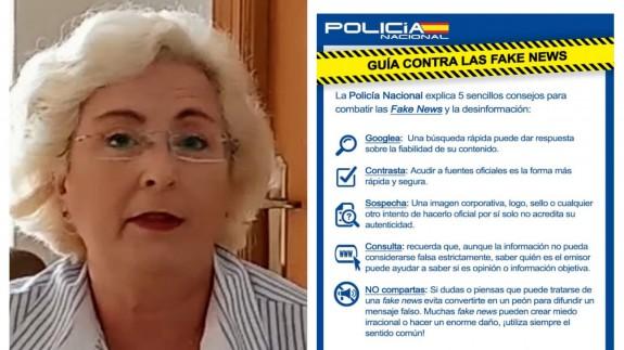 Juana Pérez, presidenta de Tahderconsumo