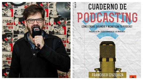 PLAZA PÚBLICA. Francisco Izuzquiza y el 'podcasting'