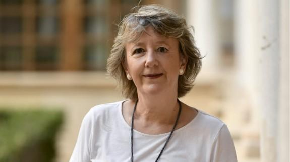 María José Portillo, directora de la Cátedra de Hacienda Territorial de la Universidad de Murcia.