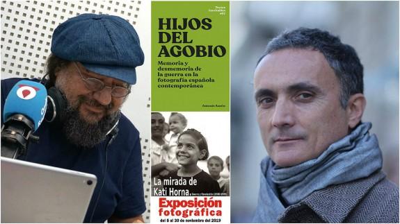 Juan Antonio García Cortés y Antonio Ansón