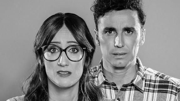 Ana Morgade y Canco Rodríguez en Conductas alteradas