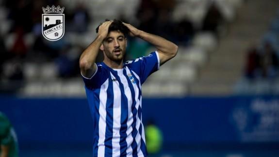 El Lorca fue superado por el Oviedo (foto: Lorca FC)